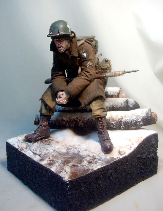 101 Airborne Division in WW2 http://www.onesixthwarriors.com/forum/sixth-scale-action-figure-news-reviews-discussion/270703-ww2-us-101-airborne-division-bastogne-fatigue.html